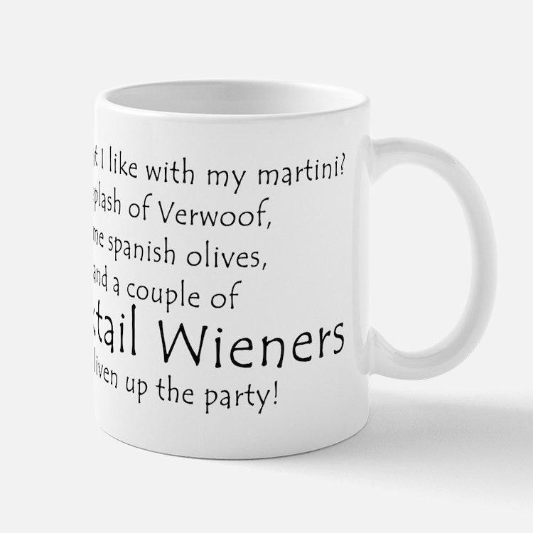 Cocktail Wieners (duo) Mug