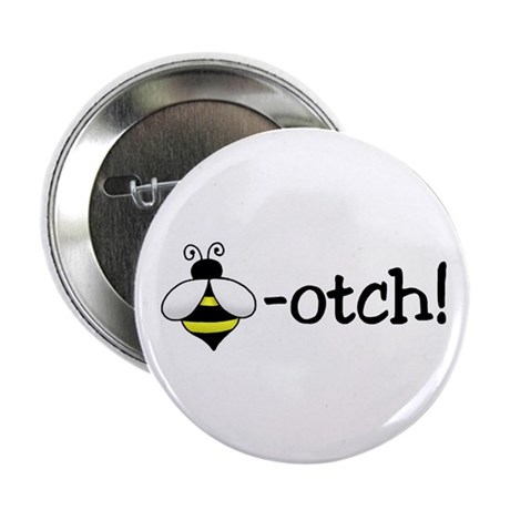 """Beeotch 2.25"""" Button (100 pack)"""