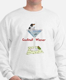 Piebald Cocktail Wiener Jumper