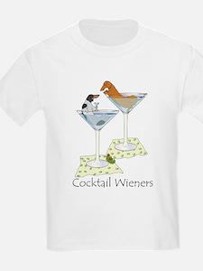 BT Piebald, Red Cocktail Wien T-Shirt
