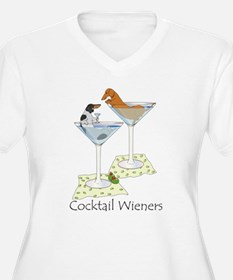 BT Piebald, Red Cocktail Wien T-Shirt