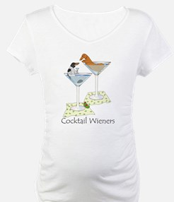 BT Piebald, Red Cocktail Wien Shirt