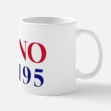 Vote NO on Prop 195 Mug