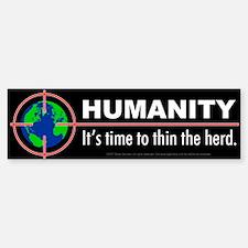 Bumper Sticker: Humanity