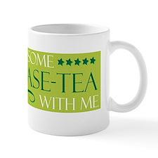 Morrissey Grease Tea Small Mug