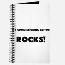 MY Commissioning Editor ROCKS! Journal