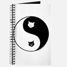 yin yang meow Journal