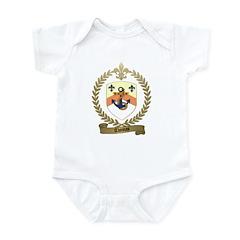 THOMAS Family Crest Infant Creeper
