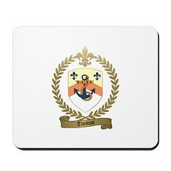 THOMAS Family Crest Mousepad