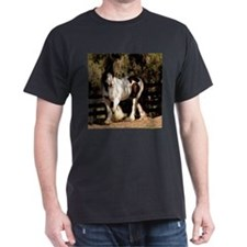 Funny Gypsy vanner horse T-Shirt