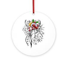 Christmas Ornament Ornament (Round)
