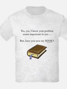 Seen my book T-Shirt