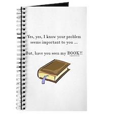 Seen my book Journal
