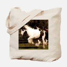 Funny Gypsy horse Tote Bag