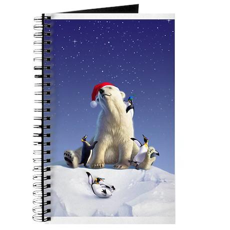 Penguin Pals 1 Journal