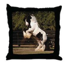 Unique Rear Throw Pillow