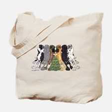 Xmas N6L Tote Bag