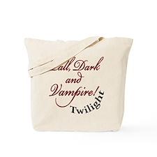 Edward Cullen Tote Bag