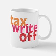 Tax Write Off Mug