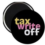 Tax Write Off Magnet
