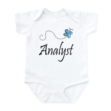Analyst Infant Bodysuit