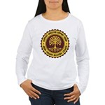 Slippery Support Group Women's Long Sleeve T-Shirt