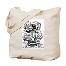 Silverfish Tote Bag