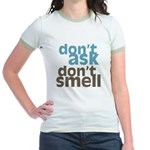 Don't Ask Don't Smell Jr. Ringer T-Shirt