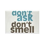 Don't Ask Don't Smell Rectangle Magnet (10 pack)
