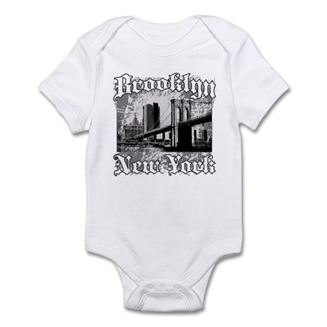 "Brooklyn ""Bridge"" Infant Bodysuit"