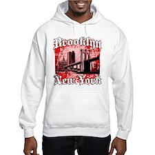 """Brooklyn """"Bridge"""" Hoodie Sweatshirt"""