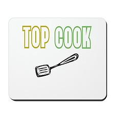 Top Cook Mousepad