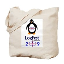 LogFest 2009 Tote Bag