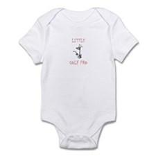 Little Golf Pro- Girl Infant Bodysuit