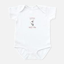 Little Golf Pro- Girl Infant Bodysuit