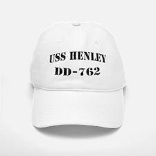 USS HENLEY Baseball Baseball Cap