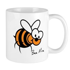 Bee Mine Valentine Mug
