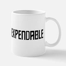 Expendable Mug