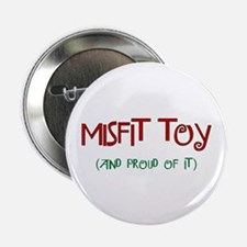 "Misfit Toy 2.25"" Button"