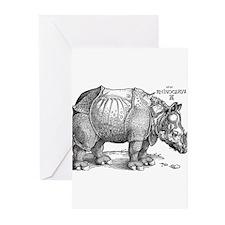 Rhino Greeting Cards (Pk of 20)