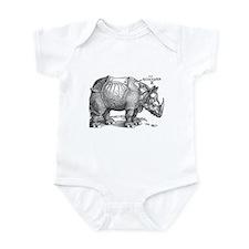 Rhino Infant Bodysuit