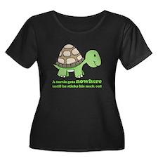 Turtle Neck T