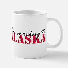 Moving to Alaska 2 Mug