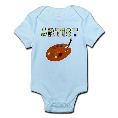 Artist Infant Bodysuit Onesie Baby Shirt