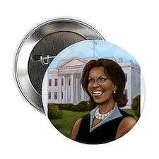 """Michelle Obama 2.25"""" Button"""