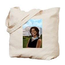 Michelle Obama Tote Bag