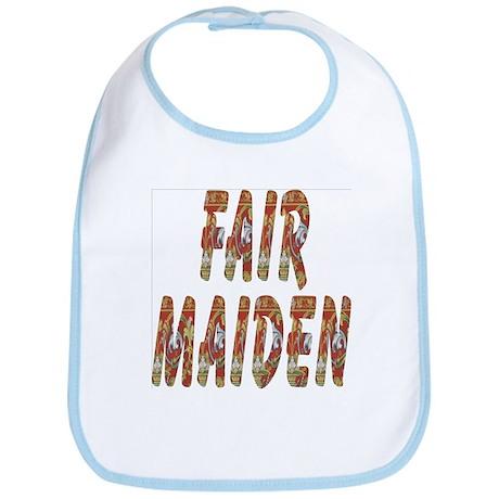 Fair Maiden Bib