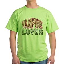 Vampire Lover Twilight Book Movie T-Shirt