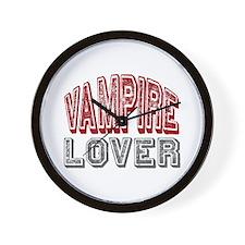 Vampire Lover Twilight Book Movie Wall Clock