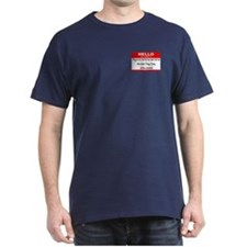 HELLO my name is Tarquin T-Shirt